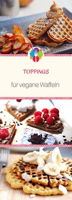Vegane Waffeln I Vegalife Rocks: www.vegaliferocks.de✨ I Fleischlos glücklich, fit & Gesund✨ I Follow me for more inspiration @vegaliferocks