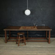 Vintage Refectory Table