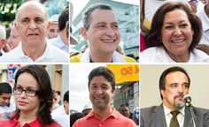 Bahia: Paulo Souto tem 40% no Babesp e Rui Costa, 16% | Lucas Souza Publicidade