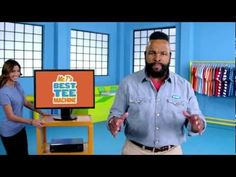 Listen up, fools. Mr. T and Anna Faris made this infomercial to tell you how Old Navy totally reinvented Best-Tees to be the greatest, most softest, best-fitting tee in the history of everything.