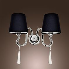 Wall Lamps,2 Lights Elegant European Artistic – EUR € 86.32