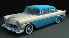 1953 Studebaker Coupe - Super