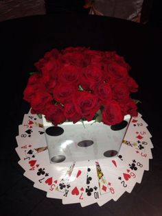 Our toronto event decor company offers casino party decor and other event decorations. contact us for all your toronto event decor and casino party decor Fète Casino, Casino Party Games, Casino Cakes, Casino Night Party, Casino Theme Parties, Party Themes, Parties Kids, Casino Table, Party Ideas