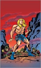 Preview: The Kamandi Challenge #1 - A 12 Part Series from DC Comics