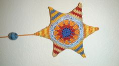 Ravelry: Project Gallery for Hexagons are my Stars (Tutorial) pattern by Daniela Herbertz