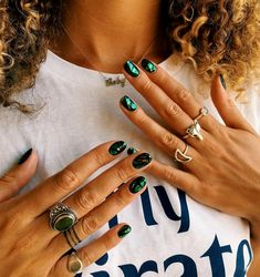 #Followme #BurgundyColors 💚 10+ Trendy Nail Art For Short Nails For Beginners To Do At Home Without Tools In Quarantine ⚡ #Click Ideas Of short nails blue cute short nails 2020 nails hallowen halliween nails tips nails i do nails nail ideas einter nail toes nails nails at home