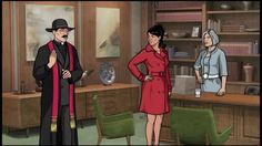 Archer S4E11: The Papal Chase by Will Judy on Blue Blood http://ameliag.com/2013/03/archer-s4e11-the-papal-chase-by-will-judy-on-blue-blood-2/