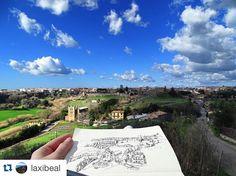 #Repost @laxibeal Oh Tuscania! #ispyapi #tuscania #studyabroad by apiabroad
