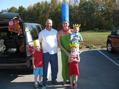 Virtual Halloween Costume Parade 2011 (costumes submitted by readers)