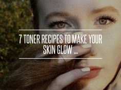 Carrot, Cucumber, Mint & Lemon Juice Toner - 7 Toner Recipes to Make Your Skin Glow . Organic Skin Care, Natural Skin Care, Organic Facial, Skin Care Regimen, Skin Care Tips, Oil Free Makeup, Diy Makeup, Skin Toner, Skin Routine