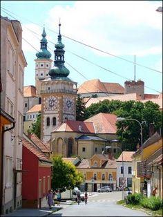 Mikulov (South Moravia), Czechia  - town of #wine #Czechia #towns