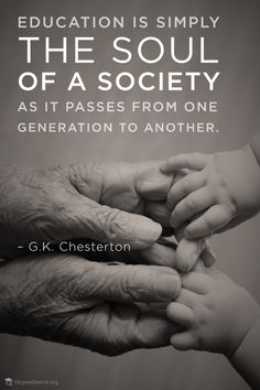 Chesterton ~ It is important that we pass on the traditions of the Church to the generations to come. Powerful Quotes, Uplifting Quotes, Quotes To Live By, Me Quotes, Daily Quotes, Book Quotes, Society Quotes, Teacher Problems, Education Quotes