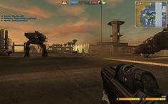 Battlefield 2142 PC Games Gameplay