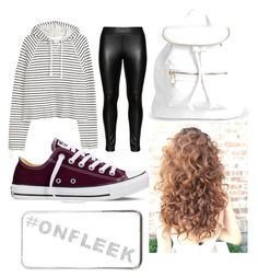 """""""Sydney style"""" by iamtaylor6 ❤ liked on Polyvore featuring Studio, Converse, Boohoo and River Island"""