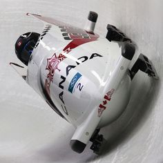 Ladies Bobsleigh make history in Ladies Bobsleigh! They repeat Gold in Sochi! Kaillie Humphries, Bobsleigh, Luge, Two Men, World Of Sports, Extreme Sports, Winter Sports, Olympic Games, Canada