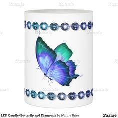 THIS WEEKEND ONLY: Up to 50% Off Sitewide     Use Code: CRAZYWEEKEND LED Candle/Butterfly and Diamonds Flameless Candle