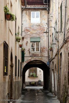 Lucca, Italy (by hilofoz)