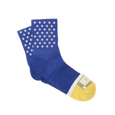 Quarter Ankle Reflective STARS at Touch of Modern!