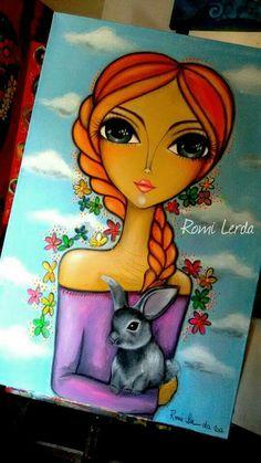 visita www.isabeltarot.net #tarot #registrosakáshicos #tarotAkáshico #Freespirit #Gypsy Soul #Bohemian Love #Keep Positive #happy# paints #artist#woman Art Journal Inspiration, Painting Inspiration, Fabric Painting, Painting & Drawing, African Art Paintings, Cafe Art, Arte Pop, Whimsical Art, Indian Art