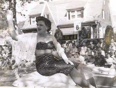 Patsy Cline in Winchester, VA's Apple Blossom Parade