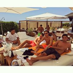 Enjoying the holiday☀️🏊🏽 #Holiday #relaxing