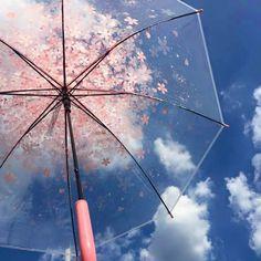Cherry Blossom Umbrella
