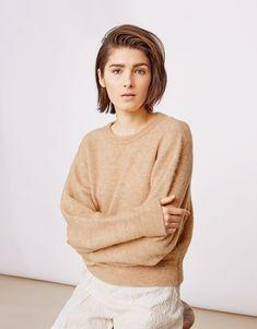 Stylein - Ellery Sweater in light beige Light Beige, Fall 2018, Pullover, Sweaters, Fashion, Moda, Sweater, Fasion