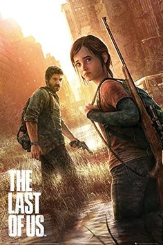 The Last of Us Key Art Maxi Poster 61x91.5cm: Amazon.co.uk: Kitchen & Home
