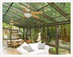 patio glass roof designs | Glass Solariums, Glass Rooms, Spa & Pool Enclosures | Patio Enclosures