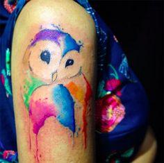 #tattoofriday - LCjunior, Brasil.