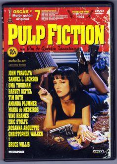 DVD PULP FICTION. (7 OSCAR)