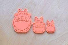 Totoro Cookie Cutter