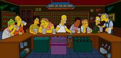 The Simpsons Last Supper and More ...