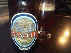 Cerveja Karavelle India Pale Ale, estilo India Pale Ale (IPA), produzida por Cervejaria Karavelle, Brasil. 7.5% ABV de álcool.