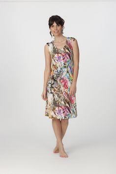 Vestido verano modelo Mix de la firma Egatex. http://www.perfumeriaelajuar.com/homewear/vestido-mujer--verano/34/
