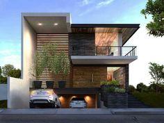 Modern home Modern House Facades Modern Architecture Modern Houses Residential Architecture Modern & 35 best modern tropical images on Pinterest | Residential ...