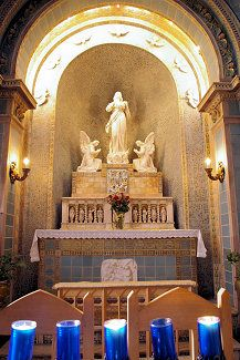 The Basilica of St. Lawrence, in Asheville - Chapel of Our Lady