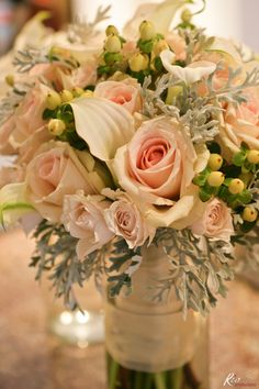 Bridal Bouquet from Stems Floral Design in Austin, Texas