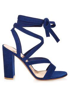 Janis suede sandals | Gianvito Rossi | MATCHESFASHION.COM UK