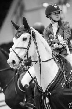 Tiiu Tiihonen and Spartan IM was the fastest in the final 140-level young people. Congratulations! Helsinki International Horse Show, Finland, October 2016