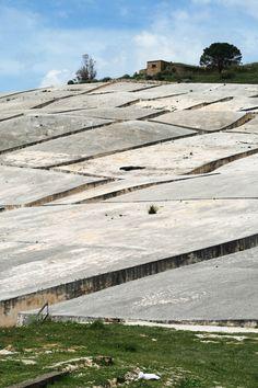 Burri, Gibellina: Grande Cretto, 1968