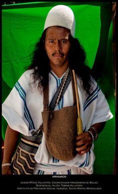 Míranos. Estamos Aquí: Taita Arhuaco. Crédito Antonio Briseño, 2012. Native Country, Lost City, Sierra Nevada, Wonders Of The World, South America, Around The Worlds, Culture, History, Face