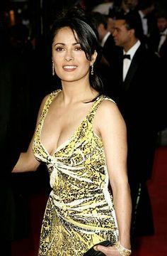 Salma HAYEK preciosa