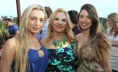 Chayana Boaventura, Marta Ramos, Natália Belloni