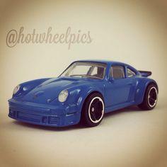 Porsche 934 Turbo RSR - 2015 Hot Wheels - HW Workshop - Garage #hotwheels | #toys | #diecast | #Porsche