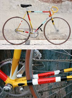 Riccadro Guasco // Biascargne Cicli City For Hope bike