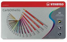 Stabilo CarbOthello Pastel Pencils #craftyfemale