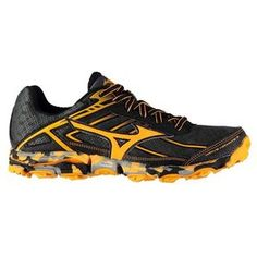 Mizuno | Mizuno Hayate 3 Trail Running Shoes | Ladies Trail Running Shoes