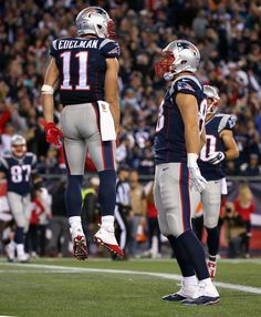 Julian Edelman Photos - Miami Dolphins v New England Patriots - Zimbio