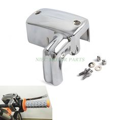 12.08$  Watch now - http://alilab.shopchina.info/go.php?t=32752627857 - Motorcycle Brake Master Cylinder Cover For Honda VLX 600 DLX Shadow 600 750 1100 VTX1300 V1300C  #buyonlinewebsite